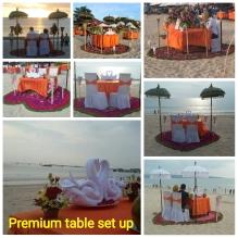 Premium Set Up