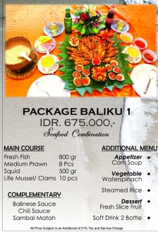 special package 2 orang D